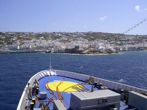 Welcome to Mykonos!