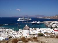 Mykonos is one of the top destinations for Cruise Programs in Mediterranean Sea.