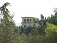 Traditional House right under the Acropolis Rock, not visible but to the right