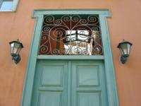 Plaka House Traditional Entrance