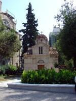Panaghia Gorgoepikoos or Aghios Eleftherios Chapel