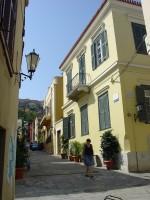 Mnissikleous Street in Plaka