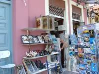Tourist Souvenir Shop in Plaka