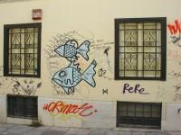 Or Beautifully Painted over with graffiti!
