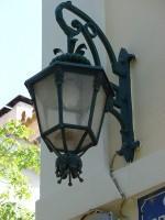 Street Corner Detail