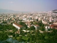 Athens North from the Areopagus Hill