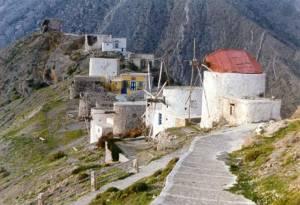 Karpathos Mountain Olympos