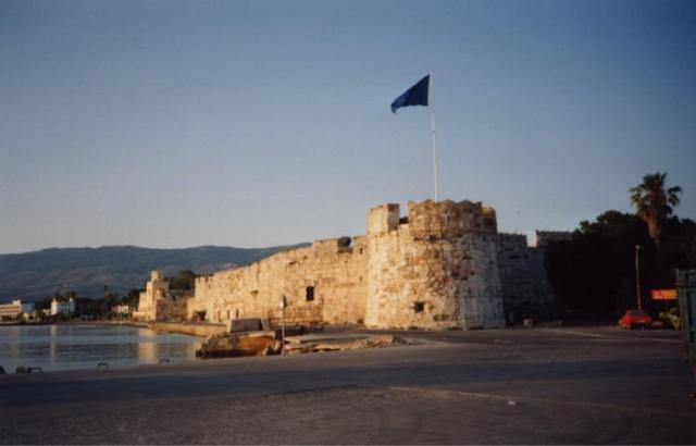 Kos Castle of Saint John\'s Knights