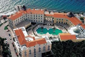 Thermae Sylla Spa-Wellness Hotel Aerial View