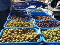 Let's start with Olives-Any type you like!