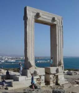 Naxos Portara Temple