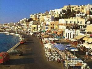 Naxos Harbor