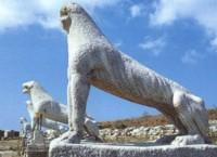 Delos Terrace of the Lions
