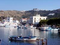 Island hopping in Greece with Semeli