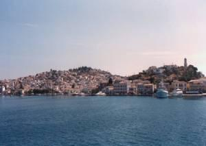 Poros Panoramic View