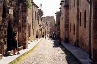 Rhodes Alleys of the Old Town