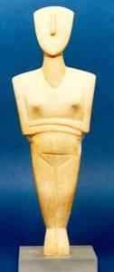Syros Cycladic Idol