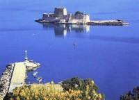 Nafplion: The Bourtzi Castle